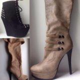 Итальянская обуви б/у. Фото 1. Мценск.