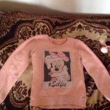 Тёплый свитер на флисе. Фото 1.