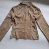 Куртка бежевая 42 / 44. Фото 2.
