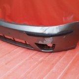Передний бампер ford focus 1 01-04 оригинал. Фото 2.
