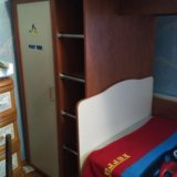 Продам двуярусную кровать. Фото 2. Кемерово.