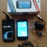Смартфон dns s4504. Фото 1. Улан-Удэ.