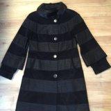 Натуральное замшевое пальто. Фото 2.