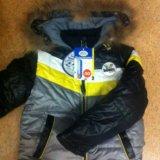 Куртка детская зимняя. Фото 2.