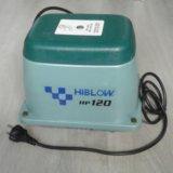 Компрессор hibloy hb 120. Фото 2.