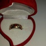 Золотой браслет+кольцо. Фото 2.
