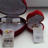 Золотой браслет+кольцо. Фото 4.
