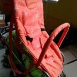 Шезлонг для младенца. Фото 2. Выборг.