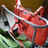 Шезлонг для младенца. Фото 3. Выборг.