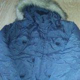 Зимняя куртка подростковая. Фото 1.
