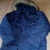 Зимняя куртка подростковая. Фото 2.