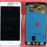 Samsung a3 дисплей. Фото 1. Краснодар.