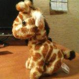 Мягкая игрушка жираф. Фото 1. Новокузнецк.