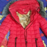 Продам зимнию куртку. Фото 1.