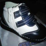 Детские ботинки. Фото 3.