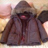 Куртка зимняя с капюшоном на мальчика. Фото 4.