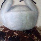 Норковая шапка ушанка !. Фото 1.