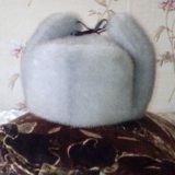 Норковая шапка ушанка !. Фото 4.