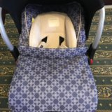 Детское автокресло happy baby. Фото 1. Видное.