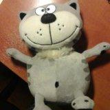 Мягкая игрушка кот. Фото 3. Новокузнецк.