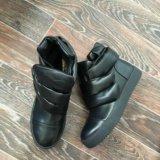 Ботинки осень. Фото 1.