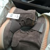 Yeezy boost 750 light brown chocolate 11us 10,5uk. Фото 1.