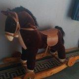 Лошадка-качалка. Фото 1.