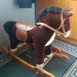 Лошадка-качалка. Фото 2.
