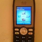 Телефон ip cisco cp-7925g-e-k9. Фото 1. Москва.