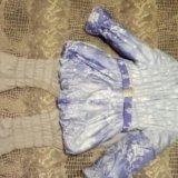 Костюм зимний для девочки orby. Фото 2.
