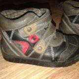 Ботинки осень-весна. Фото 1. Барнаул.