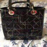 Женская лаковая сумка. Фото 1. Краснодар.