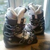 Женские  ботинки salomon. Фото 2.