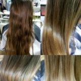 Окрашивание волос. Фото 4. Альметьевск.