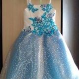 Платье для девочки. Фото 4. Новосибирск.