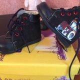 Детские ботинки скороход. Фото 1.