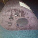 Домик-когтеточка для кота. Фото 1.
