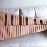 Ксилофон. Фото 1.