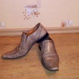 Обувь мужская. Фото 3.