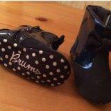 Ботинки brums. Фото 1.