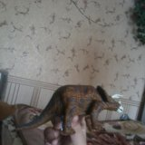 Робот динозавр. Фото 1.