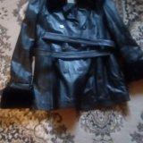 Куртка женская новая турецкая.очень мягкая кожа. Фото 1. Одинцово.