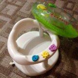 Круг и стульчик для купания. Фото 1.