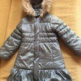 Детское зимнее пальто. Фото 2. Старый Оскол.