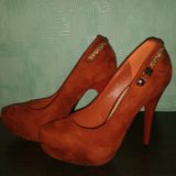 Туфли женские, новые. Фото 1.