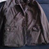 Пиджак ветровка. Фото 1.