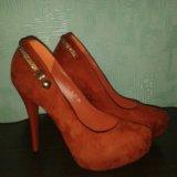 Туфли женские, новые. Фото 3.