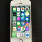 Apple iphone 5s 64gb gold. Фото 1.