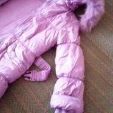 Зимнее пальто для девочки 6-8лет. Фото 4. Владимир.