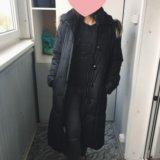 Пуховик зимний. длинный. состояние нового!. Фото 1. Московский.